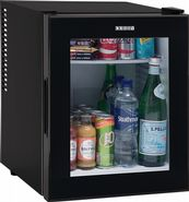 Corby Eton 35L Glass Door Minibar